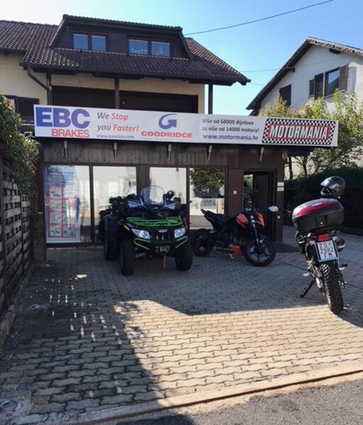 O nama - MotorMania Velika Gorica