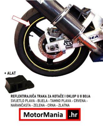 Trake za kotače i oklope