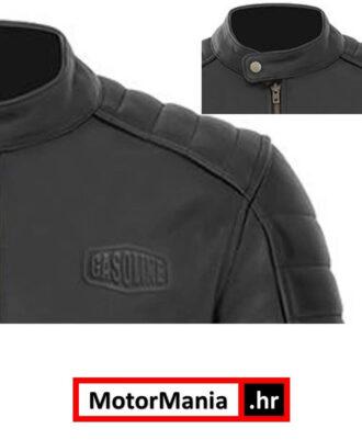 Moto kožna jakna vintage klasik